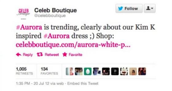 Celeb Boutique Aurora