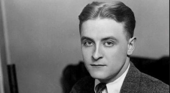 F. Scott Fitzgerald. 1921